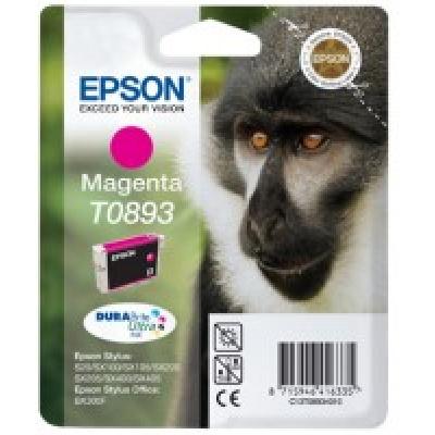 "EPSON ink bar Stylus ""Opice"" S20/SX100/SX200/SX400 (T0893) - magenta"
