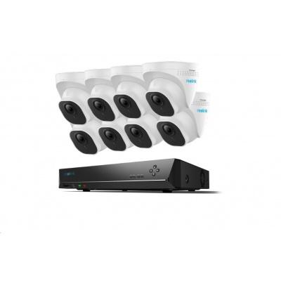 REOLINK bezpečnostní set RLK16-800D8-3T, 4K Ultra HD