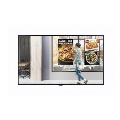 "LG 49"" signage 49XS2E  FHD, 2 500nit, 24h, WebOS 3.0"