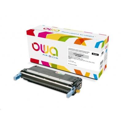 OWA Armor toner pro HP Color Laserjet 5500, 5550, 13000 Stran, C9730A, černá/black