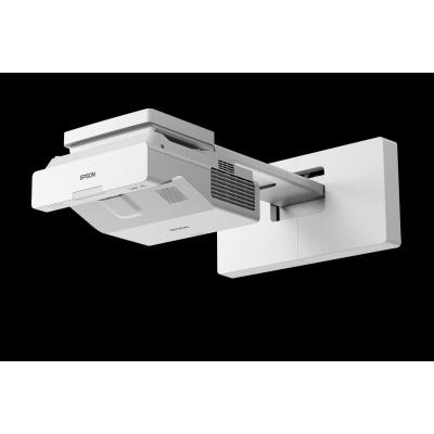 EPSON projektor EB-725W - 1280x800, 4000ANSI, HDMI, VGA, SHORT, LAN, WiFi, 30000h ECO životnost lampy, 5 LET ZÁRUKA