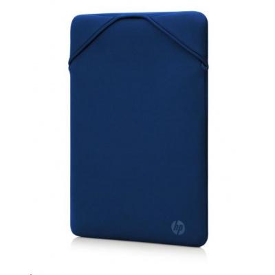 HP Protective Reversible 14 Black/Blue Laptop Sleeve - pouzdro