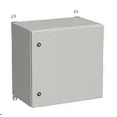 Solarix rozvaděč nástěnný venkovní LC-20 12U 600x600mm, dveře plech, LC-20-12U-66-21-G