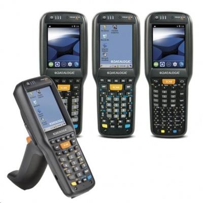 Datalogic Skorpio X4, 2D, USB, RS-232, BT, Wi-Fi, Func. Num., Gun, ext. bat., WEC 7