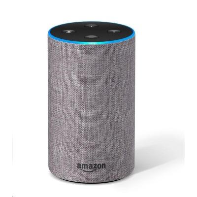 Amazon Echo (2. generace) Gray - šedá