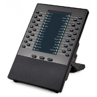 """Polycom přídavná konzole s tlačítky VVX EM50 pro telefony VVX 450, 30 tlačítek, 5"""" LCD displej"""