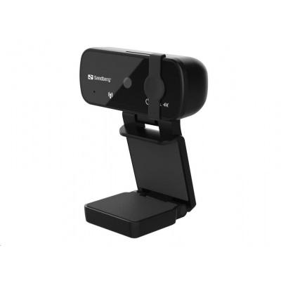Sandberg USB kamera Webcam Pro+ 4K