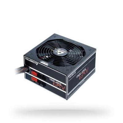 CHIEFTEC zdroj Power Smart Series, GPS-550C, 550W, ATX-12V V.2.3/EPS-12V, PS2, 14 cm, 80+ GOLD