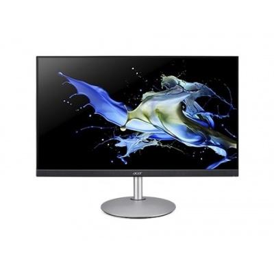 "ACER LCD CB242Ysmiprx, 60cm (23,8""),1920 x 1080 FHD IPS,75Hz,16:9,250 cd/m2,VGA,HDMI,DP,VESA,Pivot,FreeSync"