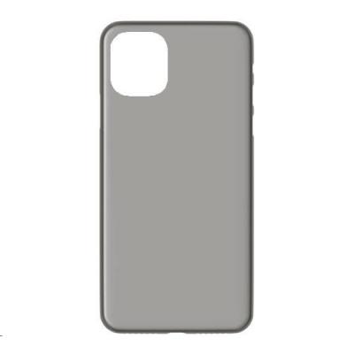 3mk ochranný kryt NaturalCase pro Apple iPhone 11 Pro Max, transparentní černá