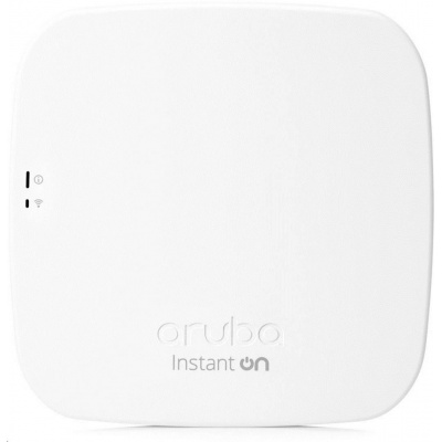 Aruba Instant On AP11 (RW) Indoor AP with DC Power Adapter and Cord (EU) Bundle (R2W96A+R2X20A)