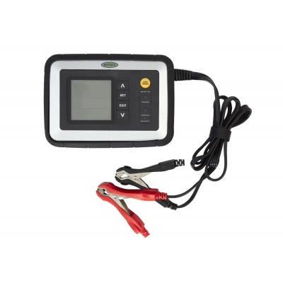 RING 12V Inteligentní nabíječka s funkcemi pro analýzu baterií