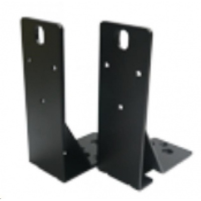 QNAP SP-EAR-QSWSTANDARDRACK-01 Rack mount unit size usage, for single instalation into single unit