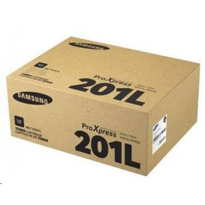 Samsung MLT-D201L H-Yield Blk Toner C