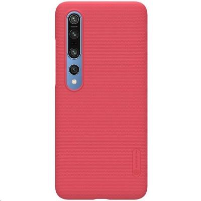 Nillkin Super Frosted Shield pro Xiaomi Mi 10 / Xiaomi Mi 10 Pro Bright Red