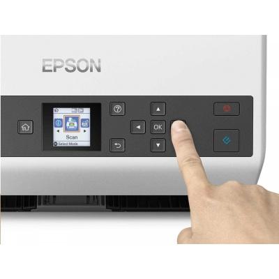 EPSON skener WorkForce DS-870, A4, 600x600 dpi, Duplex, USB 3.0