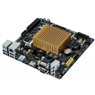 BAZAR ASUS MB J1800I-C, Intel® Celeron® dual-core J1800 , 2xSODIMM DDR3L, VGA, mini ITX  (BEZ PŘÍSLUŠENSTVÍ