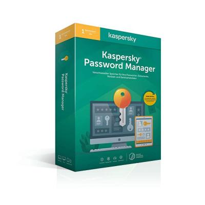 Kaspersky Cloud Password Manager CZ, 1PC, 1 rok, nová licence, elektronicky
