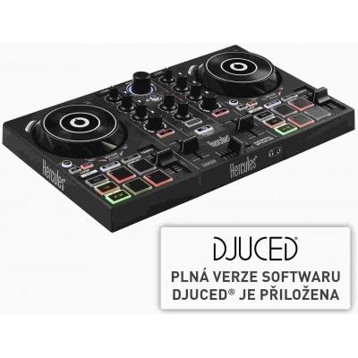 Hercules mixážní pult DJControl Inpulse 200 (4780882)