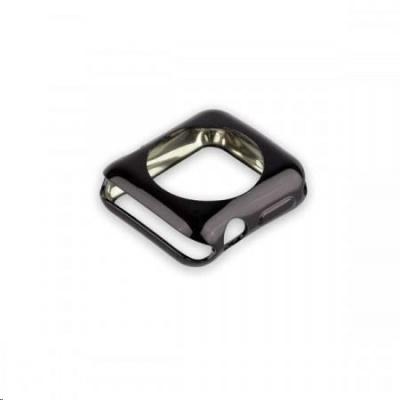 COTEetCI termoplastové pouzdro pro Apple Watch 42 mm černé