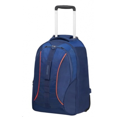 """American Tourister Fast Route LAPT. BP/WH. 15.6"""" SPORTY Dark Blue/Blue"""