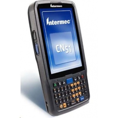 Honeywell CN51, 2D, SR, USB, BT, Wi-Fi, 3G (UMTS), QWERTY, GPS, display, PTT, RB