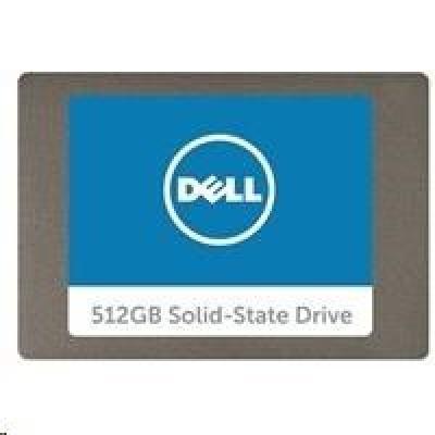 Dell 2.5palcový SATA Class 20 SSD - 512GB