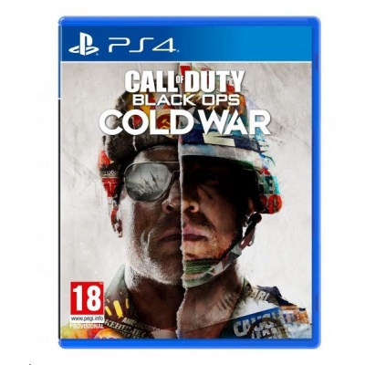 PS4 hra Call Of Duty: Black Ops COLD WAR
