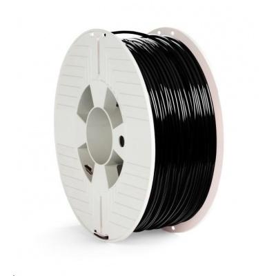 VERBATIM 3D Printer Filament PET-G 2.85mm, 123m, 1kg black