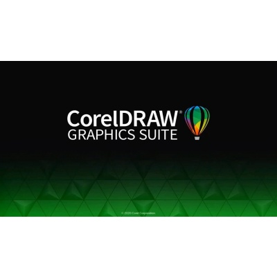 CorelDRAW GS 2021 MAC EN/FR/DE/IT/ES/BP/NL - ESD