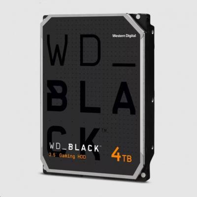 WD BLACK WD4005FZBX 4TB SATAIII/600 256MB cache 7200 ot., CMR
