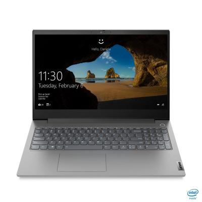 "LENOVO ThinkBook 15 G2-AMD Ryzen 5 4600U@4.0GHz,15.6"" FHD IPS,8GB,256SSD,AMD Radeon,HDMI,USB-C,cam,backl,W10P,1r cc,šedá"