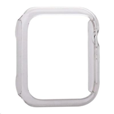 COTEetCI polykarbonátové pouzdro pro Apple Watch 44 mm transparentní