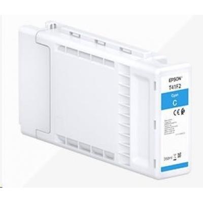 EPSON ink bar Singlepack UltraChrome XD2 T41F240 Cyan 350ml