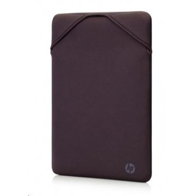 HP Protective Reversible 14 Grey/Mauve Laptop Sleeve - pouzdro