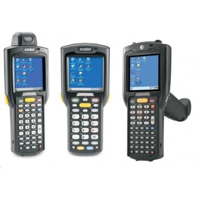 Motorola / Zebra Terminál MC3200 WLAN, BT, rotačná hlava, 1D, 28 key, 1X, Windows CE7, 512 / 2G, prehliadač