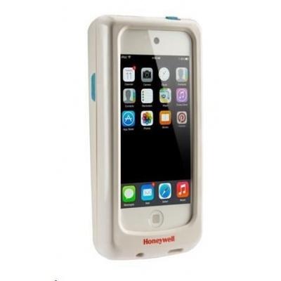 Honeywell Captuvo SL22 for Apple iPod touch 5G, 2D, HD, kit (USB), ext. bat., bílá