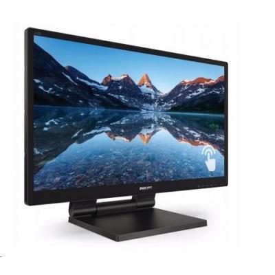 """Philips MT IPS LED 23,8"""" 242B9T/00 - IPS panel, 1920x1080, 50M:1, 250cd, HDMI, D-Sub, DVI-D, DP, USB, repro, touch"""