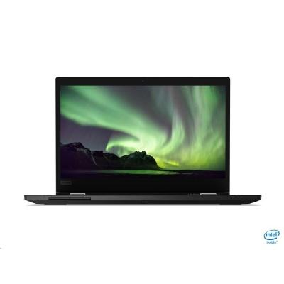 "LENOVO NB TP L13 Yoga čierna - i7-10510U@1.8GHz,13.3"" FHD IPS Touch,16GB,1TSSD,noDVD,HDMI,HDcam,Intel HD,W10P,1r carryin"