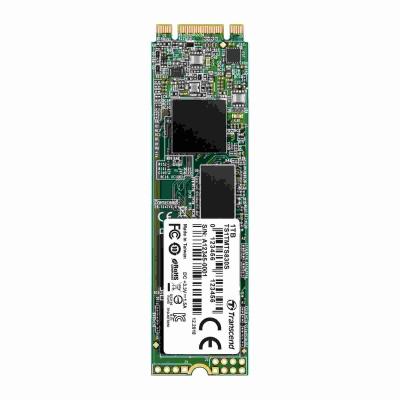 TRANSCEND SSD MTS830S 1TB, M.2 2280, SATA III 6Gb/s, TLC, bulk
