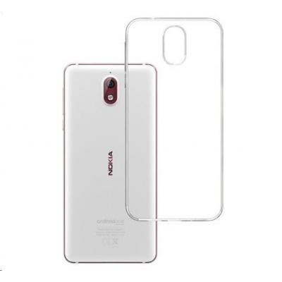 3mk ochranný kryt Clear Case pro Nokia 3.1, čirý