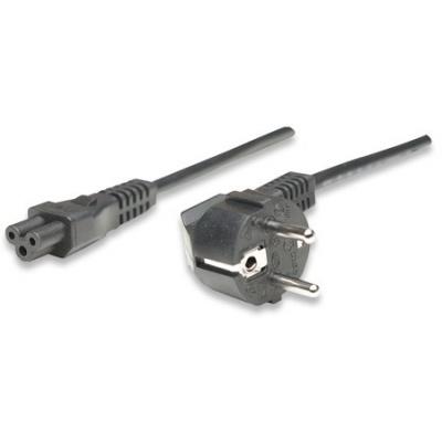 MANHATTAN kabel napájecí C5 to Schuko, 1.8 m