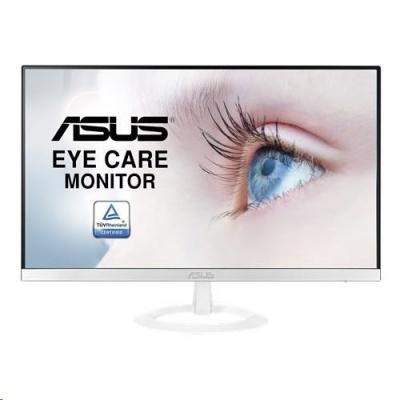 """ASUS LCD 23"""" VZ239HE-W FHD (1920x1080), IPS, Ultra-Slim Design, HDMI, D-Sub, Flicker free, Low Blue L, bezrámový, bílý,"""