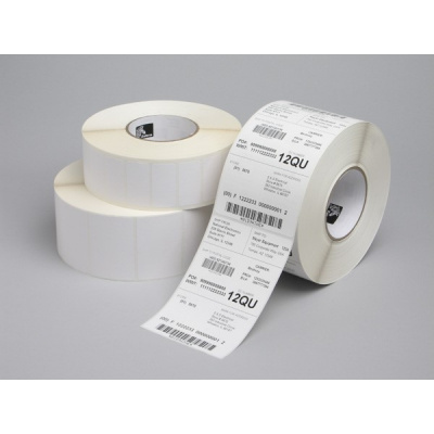 Zebra etiketyPolyE 3100T Gloss, 148x210mm, 650 etiket