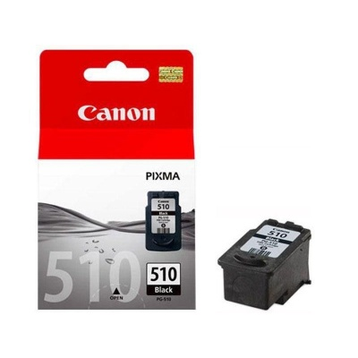 Canon BJ CARTRIDGE black PG-510BK (PG510BK)