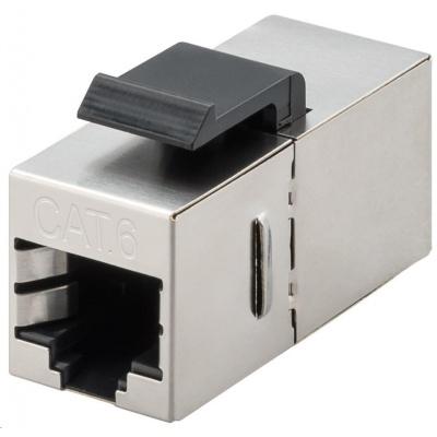 PREMIUMCORD Propojka RJ45 CAT6 8/8 STP KeyStone