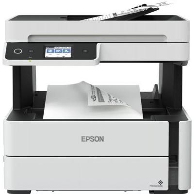 EPSON tiskárna ink EcoTank Mono M3170, 4v1, A4, 39ppm, USB, Ethernet, Wi-Fi (Direct), Duplex, ADF, 3 roky záruka po reg.