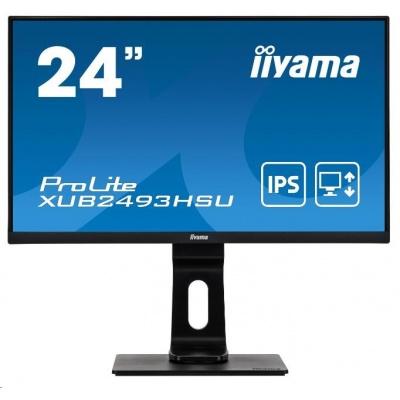 iiyama ProLite XUB2493HSU-B1, black