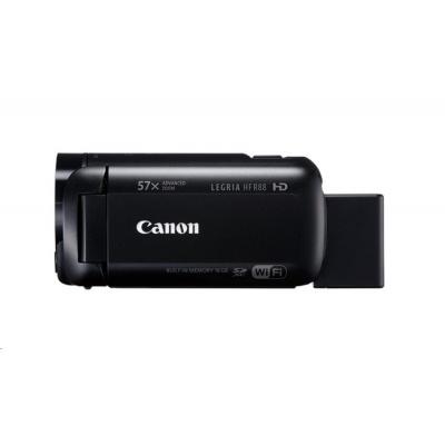 Canon Legria HF R88 kamera, Full HD, 57x zoom, WiFi - černá