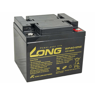 LONG baterie 12V 40Ah M6 DeepCycle (WP40-12NE)